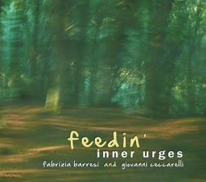 Feedin Inner Urges CD cover