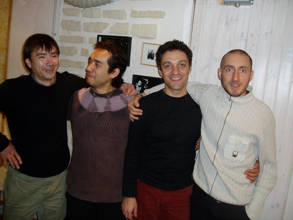 Giovanni Ceccarelli Quartet
