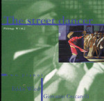The Street Dancer CD cover