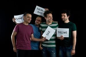 Piero Delle Monache Quartet, 2013 - Photo credits: Stefano Schirato