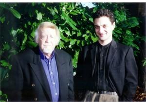 Eddie Wied & Giovanni Ceccarelli - photo credits: Giovanni Ceccarelli.