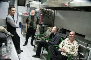 Lee Konitz & Giovanni Ceccarelli French Trio