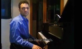 Giovanni Ceccarelli: Jazz Piano - intermediate / advanced level