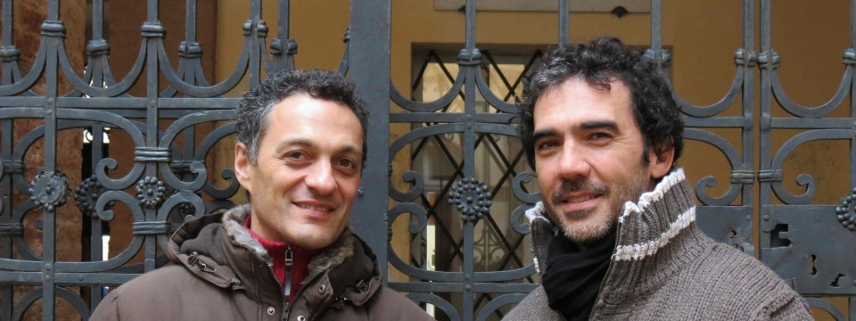 Daniele di Bonaventura & Giovanni Ceccarelli record their first CD together
