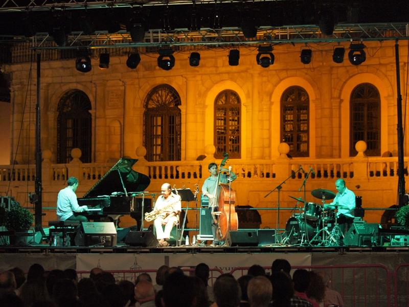 Benny Golson & Giovanni Ceccarelli Trio