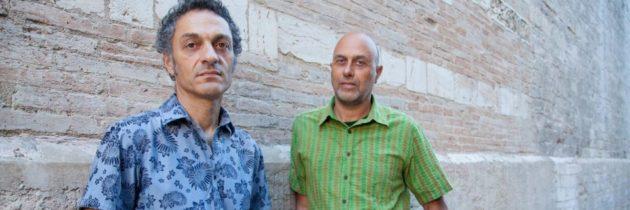 Marcello Allulli and Giovanni Ceccarelli record an album of mainly original music.