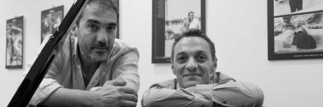 Video trailer about upcoming Jobim tribute album with Daniele di Bonaventura