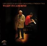 Waxin in Camerino CD cover