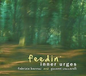 Feedin Inner Urges CD cover