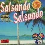 Salsando Salsando - CD cover