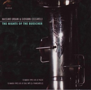 The Nights of the Beuscher CD cover