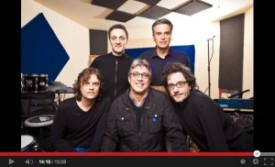 """Making of the CD """"InventaRio incontra Ivan Lins"""""""