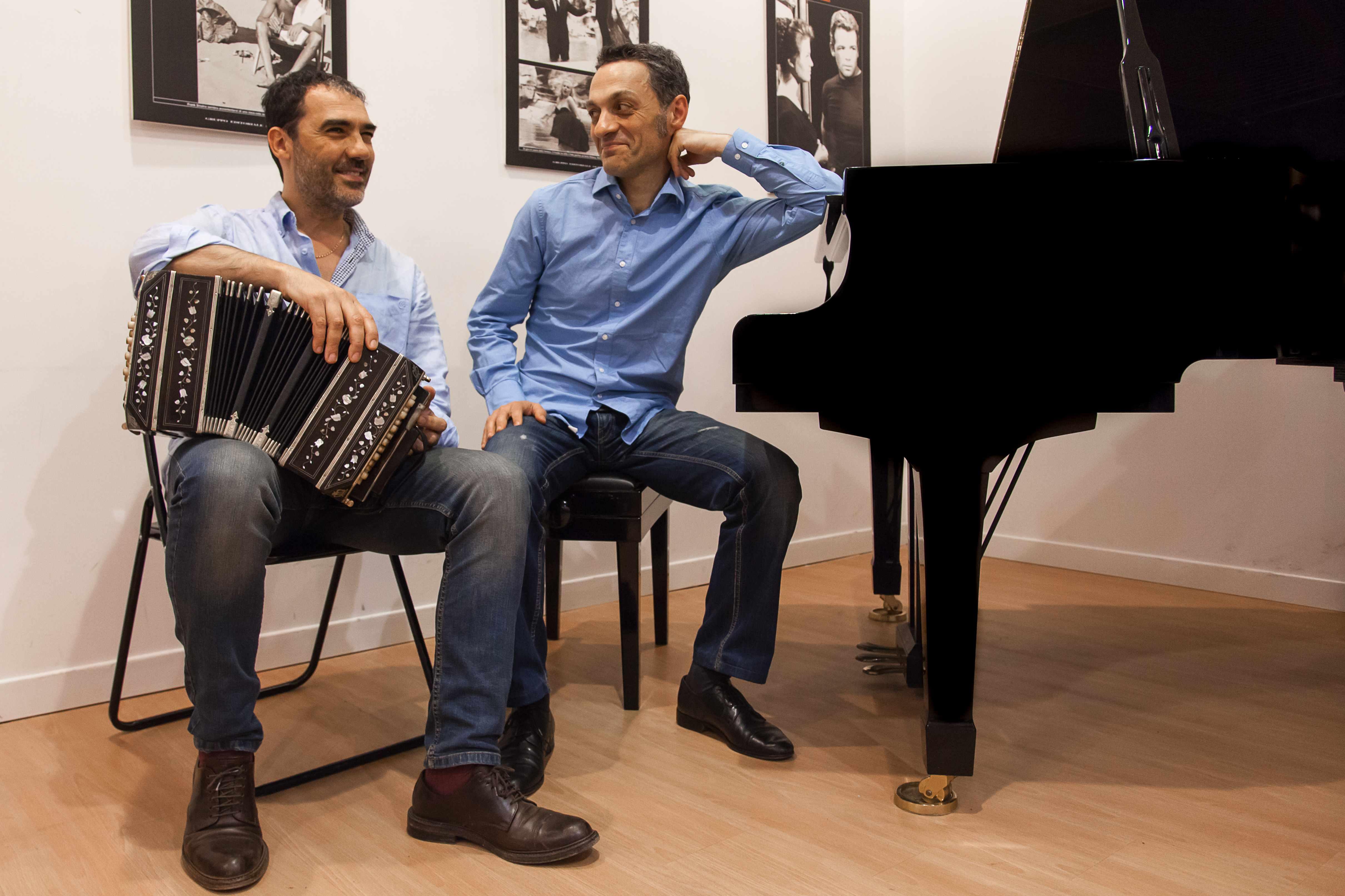 Foto Daniele di Bonaventura e Giovanni Ceccarelli 1 - credits Carlo Pieroni