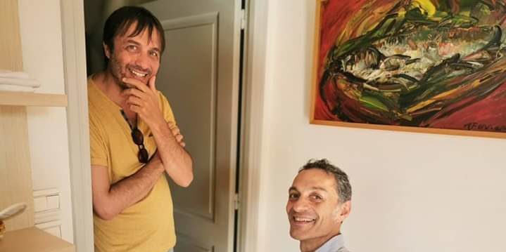 """Release of album """"Animantiga"""" by the late Roberta Alloisio and Stéphane Casalta"""
