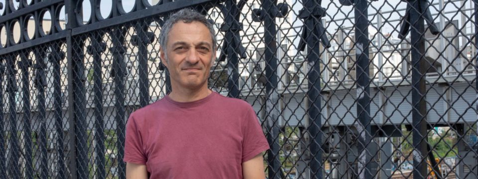 Giovanni Ceccarelli starts teaching at French Music Conservatory in Mantes-la-Jolie