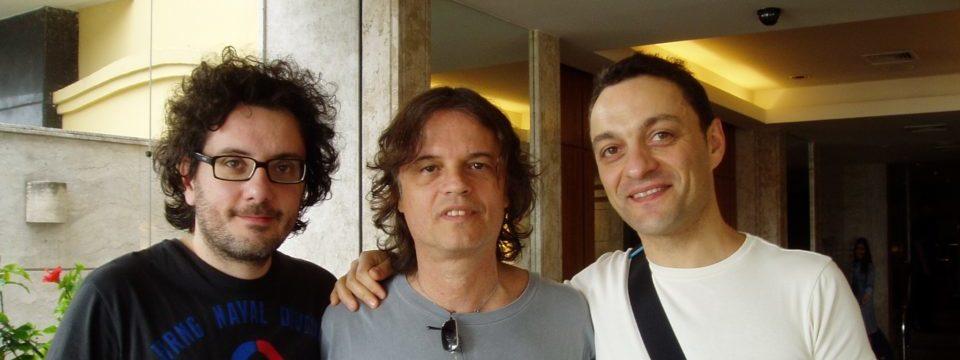 Giovanni Ceccarelli appears in new album by Brazilian artist Dadi