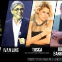 Giovanni Ceccarelli shares the stage with Ivan Lins, Tosca, and Joe Barbieri